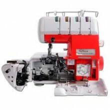 Máquina Doméstica Overlock Sun Special Sun Point SS32 Vermelha